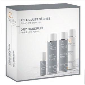 capilia dry dandruff kit