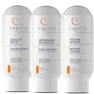 Capilia Emulsions