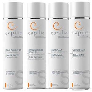 Capilia Shampoos